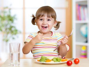 How to improve Healthy Eating Habits in Toddlers